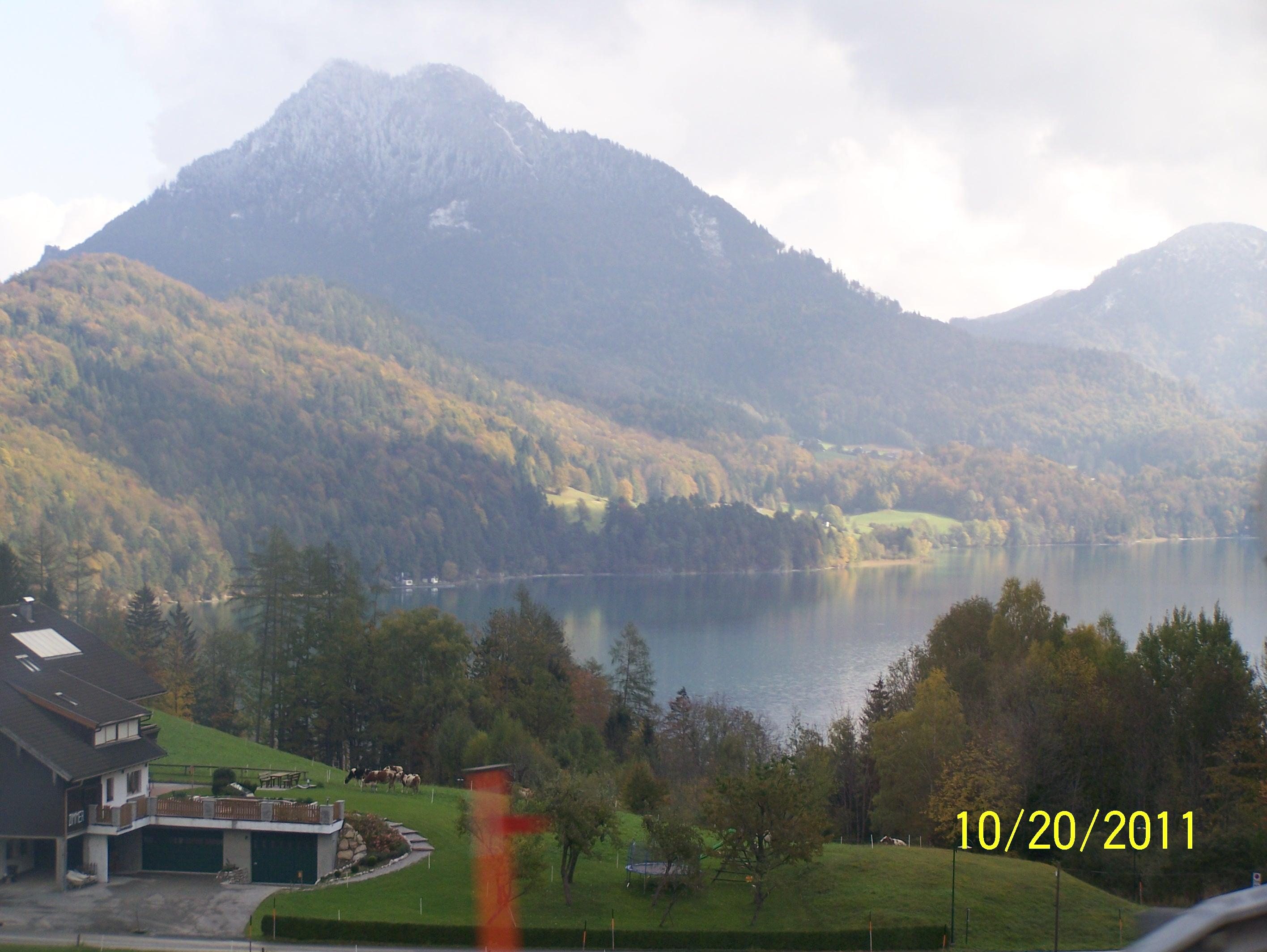 Salzburg's Mountains