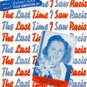 Kate Smith music cover for The Last Time I Saw Paris