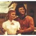 Gordon MacRae as Curly and Shirley Jones as Laurey Williams