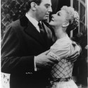 Mary Martin (Maria) and Theodore Bikel (Captain von Trapp)