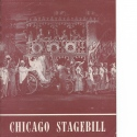 Showboat Stagebill - Chicago Shubert Theater, 3/21/1948 p. 1