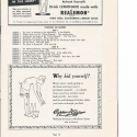 Showboat Stagebill - Chicago Shubert Theater, 3/21/1948 p. 15