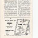 Showboat Stagebill - Chicago Shubert Theater, 3/21/1948 p. 16