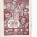 Showboat Stagebill - Chicago Shubert Theater, 3/21/1948 p. 24