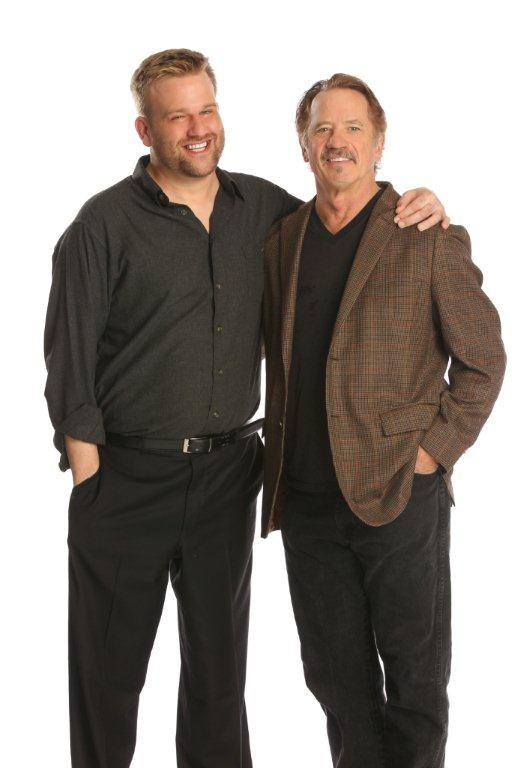 Stephen Wallem and Tom Wopat