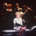 Christine Ebersole as Liza Elliott in LADY IN THE DARK at New York City Center Encores!, 1994.