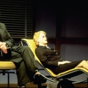 Maria Friedman as Liza Elliott in in LADY IN THE DARK at the Royal National Theatre, 1997.
