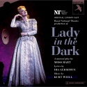 CD cover for the Royal National Theater 1997 original cast recording, starring Maria Friedman (Jay Records, CDJAY 1278).