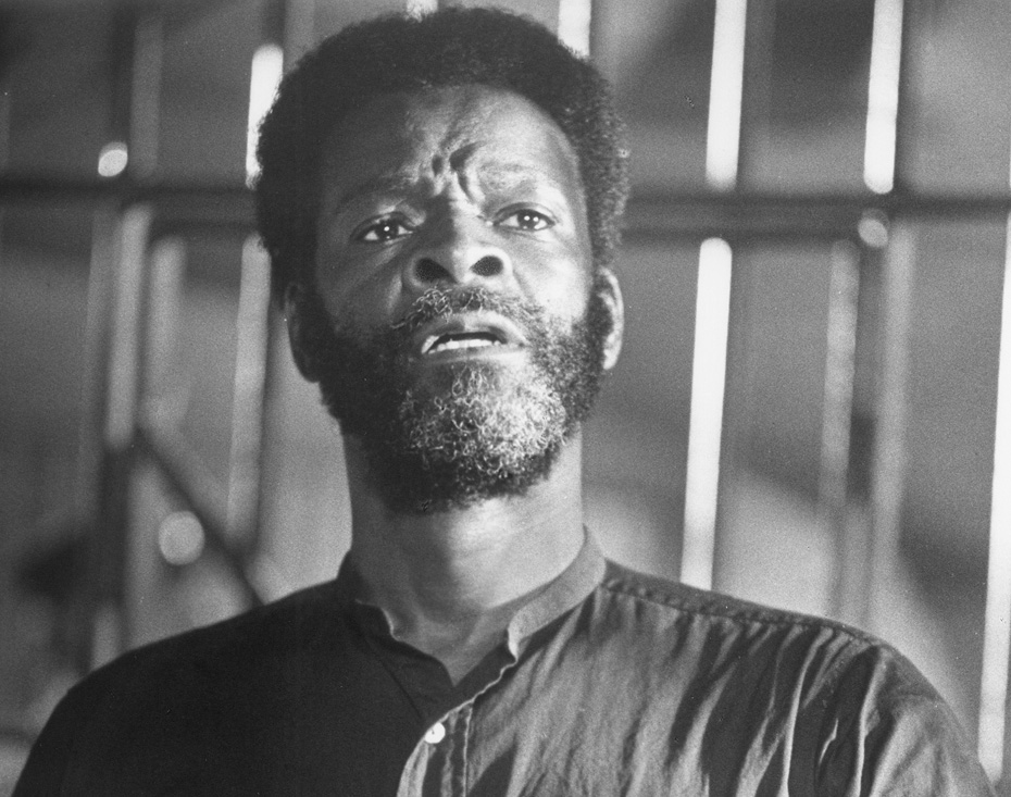 Brock Peters in the 1974 film of LOST IN THE STARS.