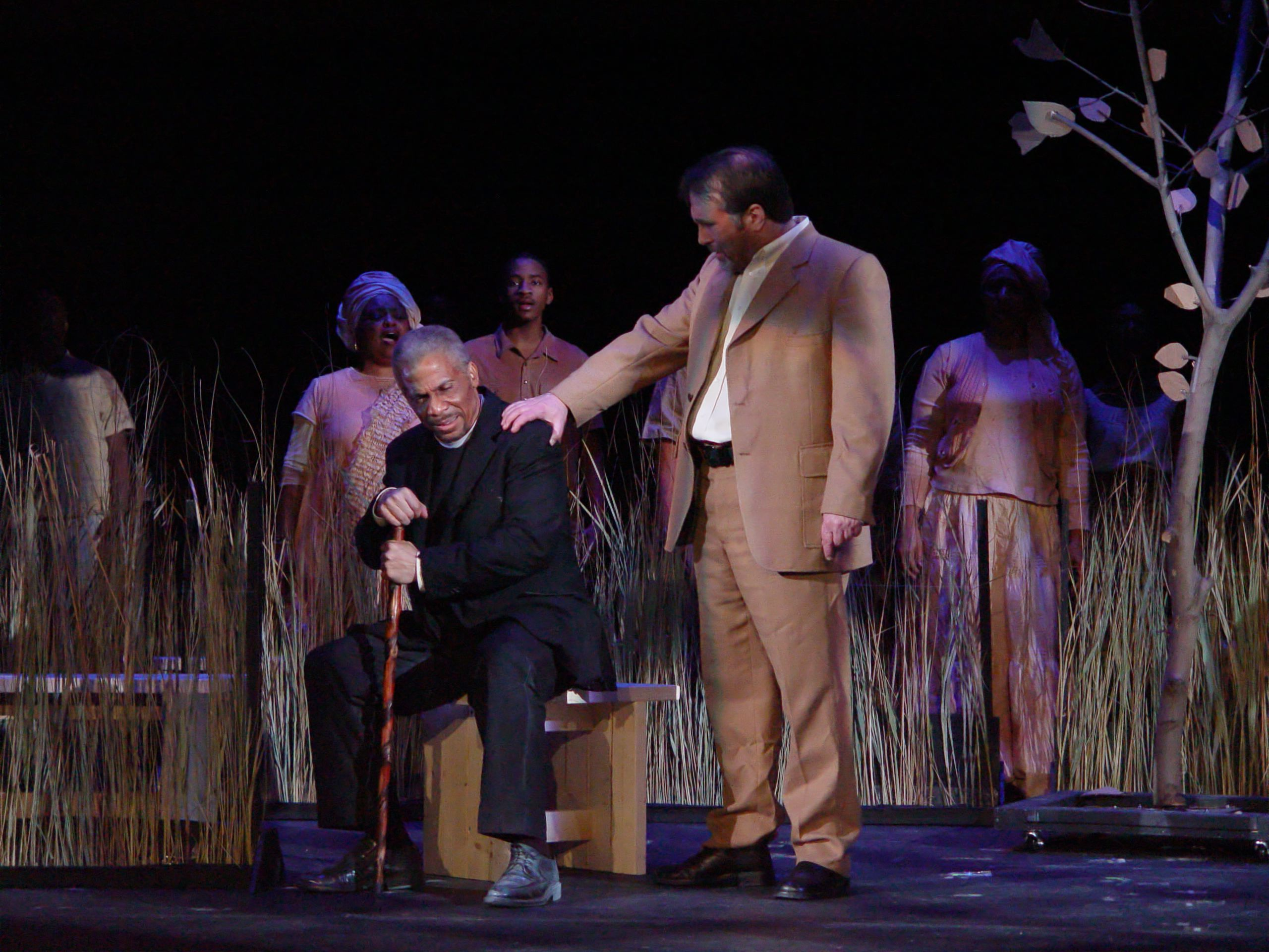 Reconciliation: LOST IN THE STARS at Pittsburgh Opera/Virginia Arts Festival, 2008.