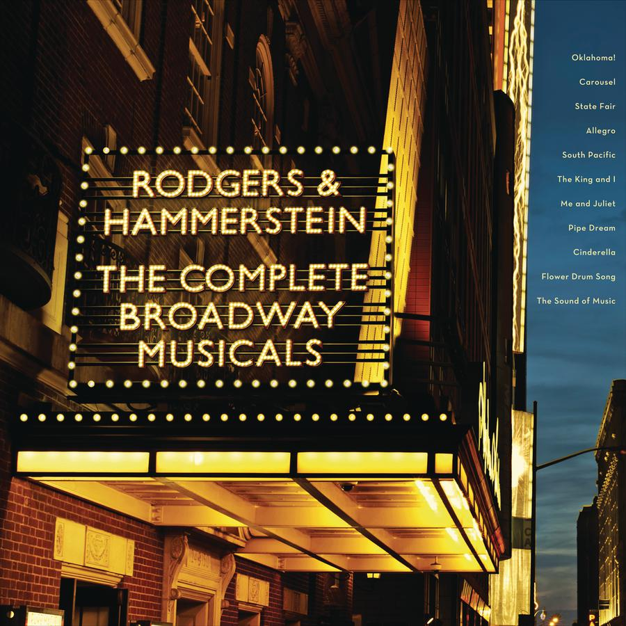 RODGERS & HAMMERSTEIN: THE COMPLETE BROADWAY MUSICALS Box
