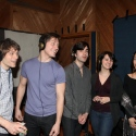 CINDERELLA Cast Album Recording Session