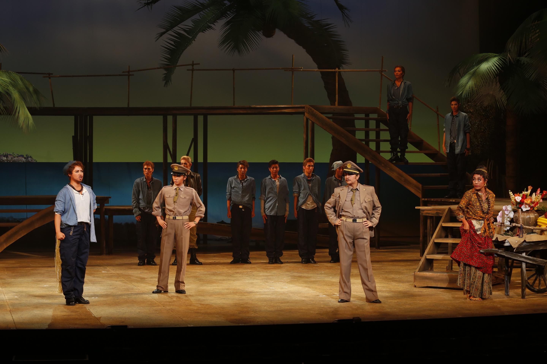 South Pacific - Takarazuka Theatre