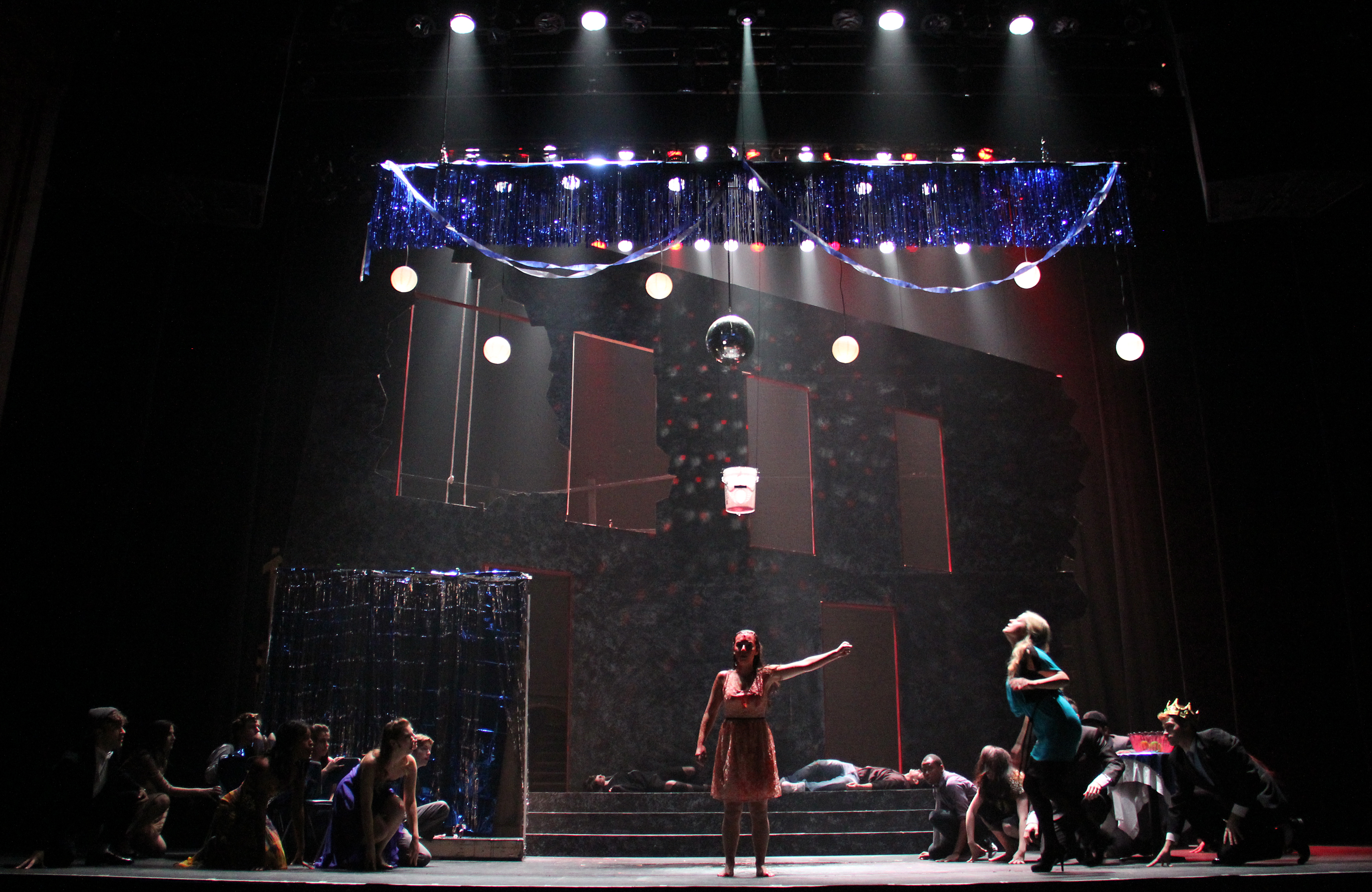 Balagan Theater production of CARRIE the musical