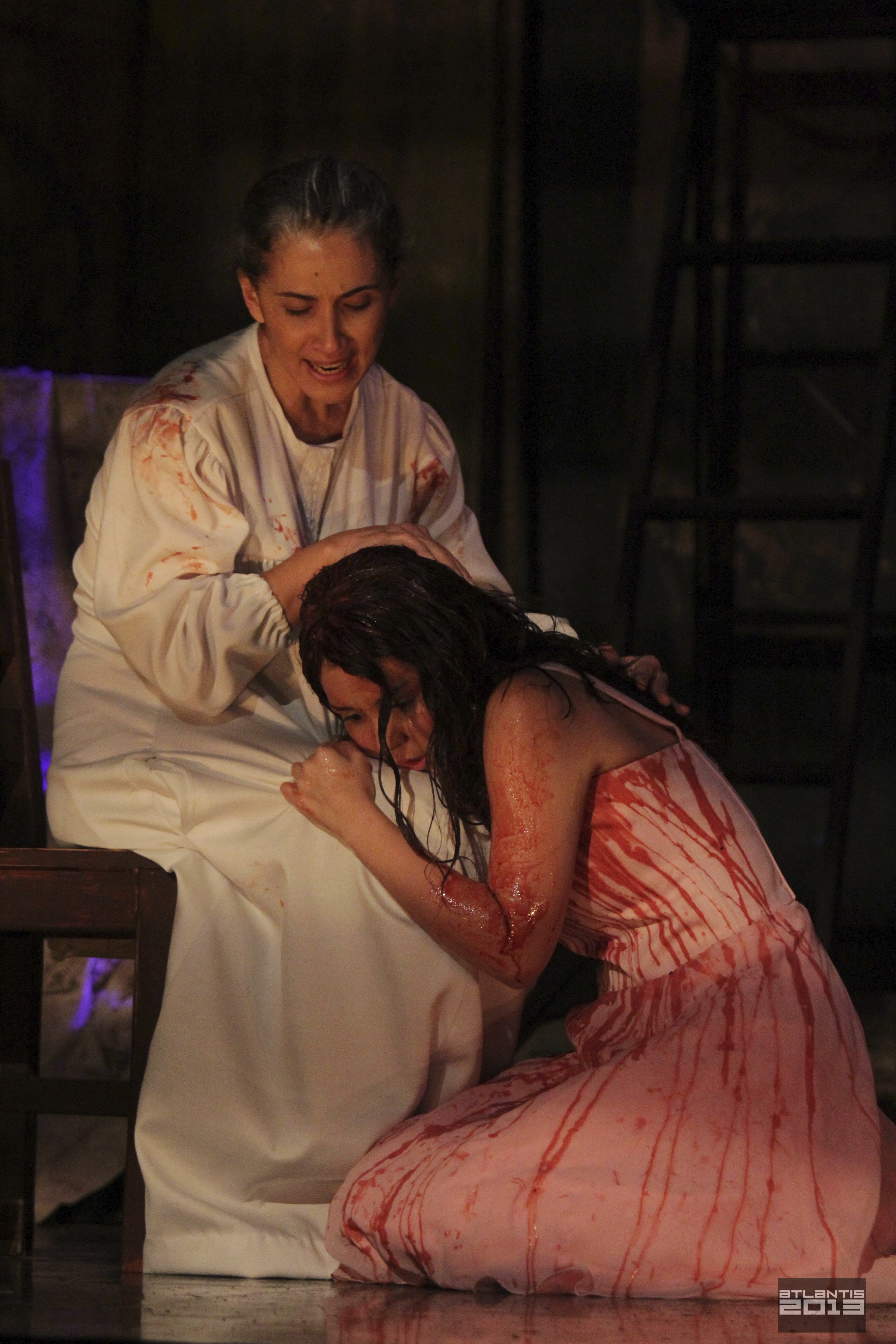 Atlantis Productions: CARRIE the musical in Manila, Philipines