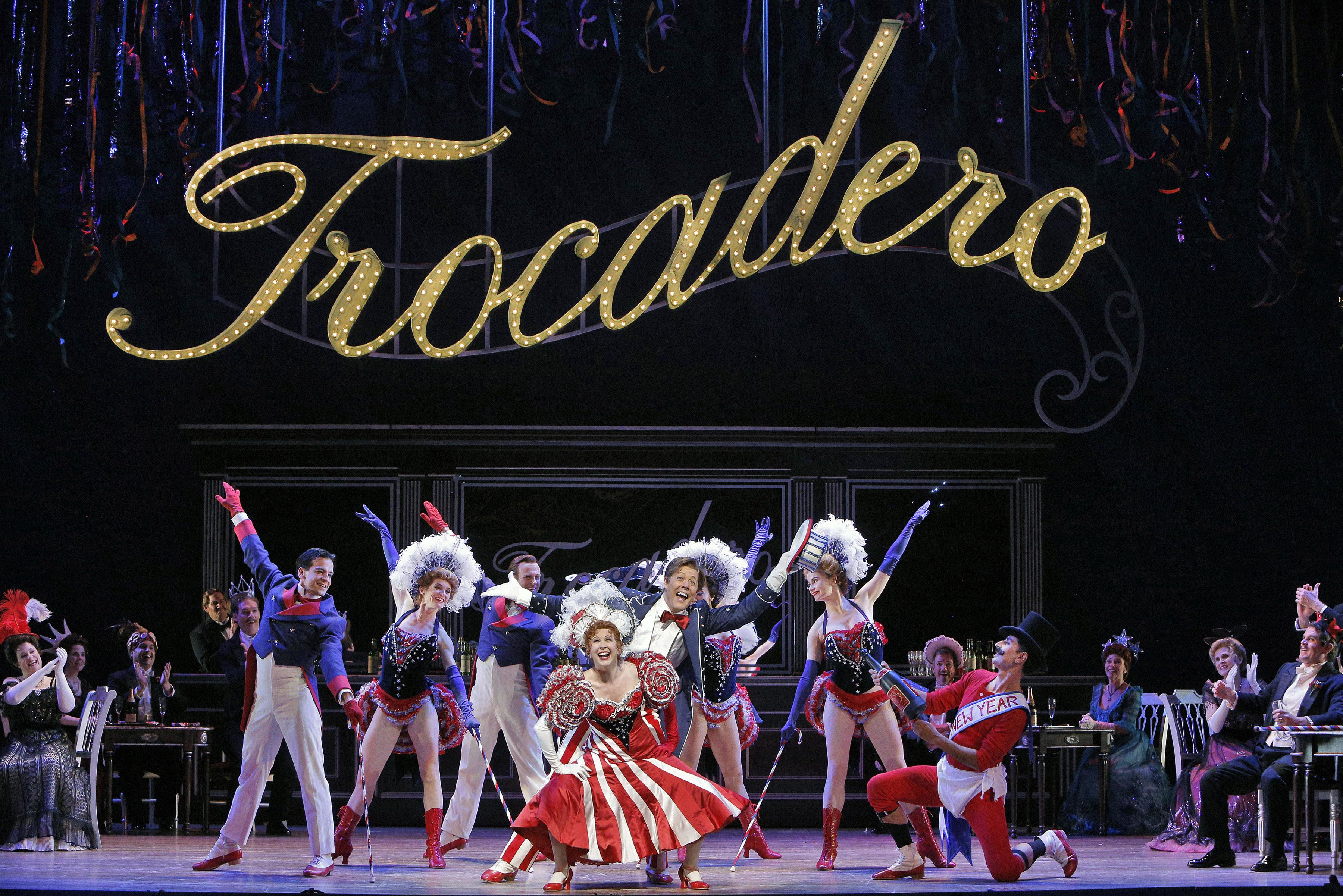 San Francisco Opera SHOW BOAT