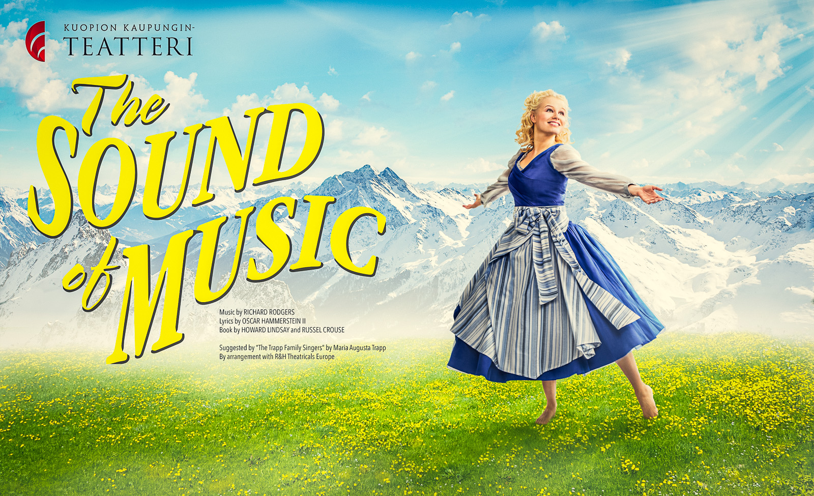 Europe is Alive with the Sound of Music in 2014 :: Rodgers