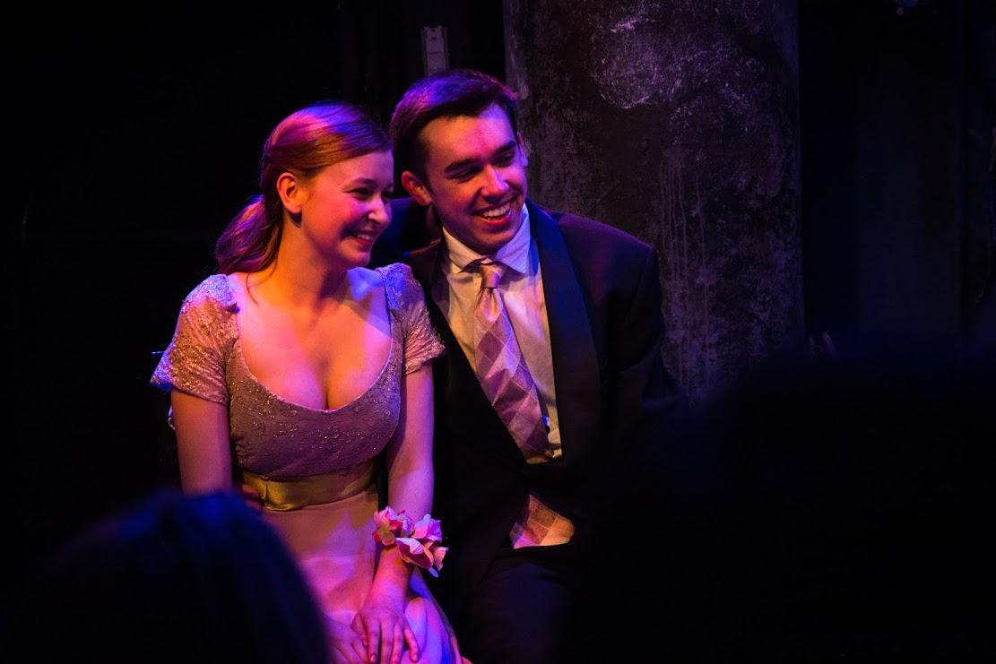 Carrie the musical - New York University