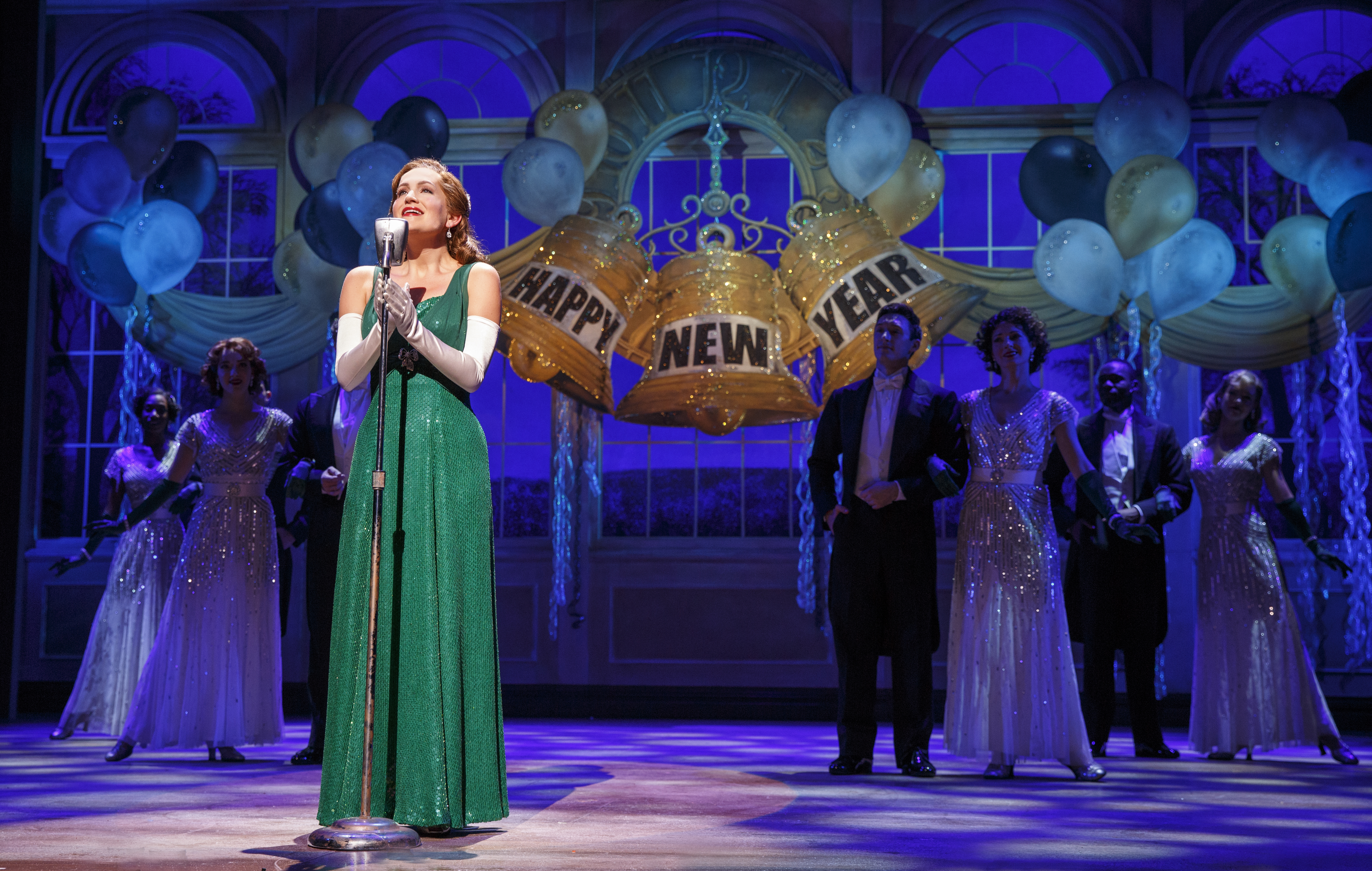 Irving Berlin's HOLIDAY INN at Roundabout Theatre Company