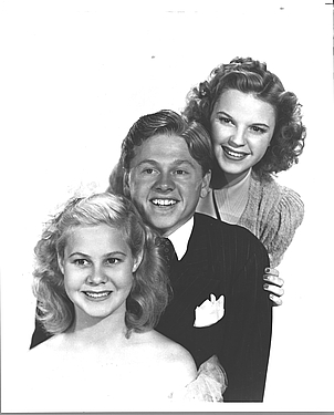 Babes in Arms - Mickey Rooney and Judy Garland